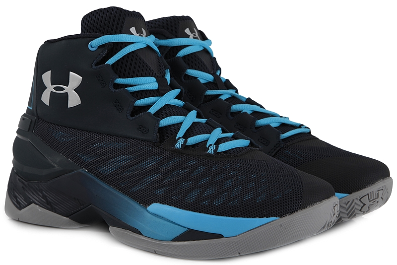6081ba9dc3e Παπούτσια Μπάσκετ Under Armour Longshot 1286382, Ανδρικά παπούτσια ...