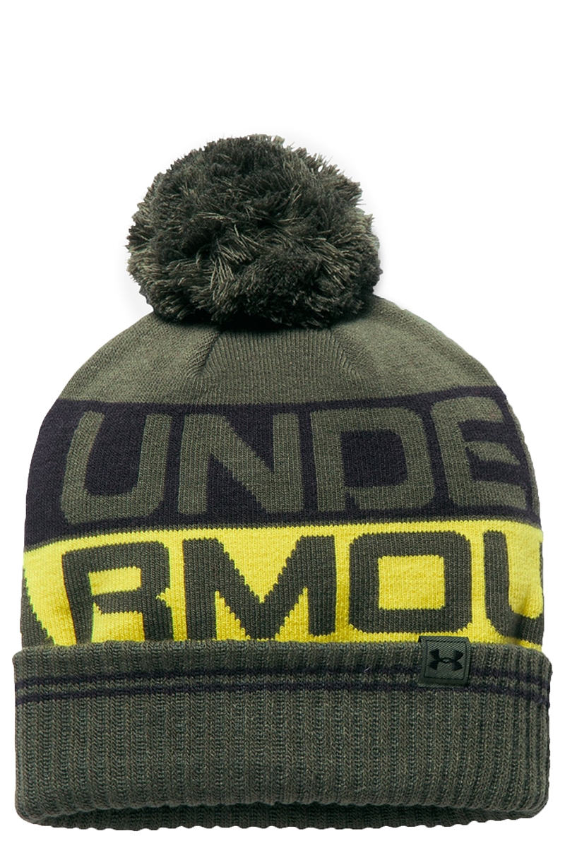 Σκουφί Under Armour Retro Pom Beanie 2.0 1300078