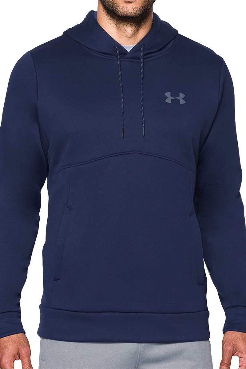 c009af684486 Μπλούζα Μακρυμάνικη Under Armour Icon Solid Hood 1280729