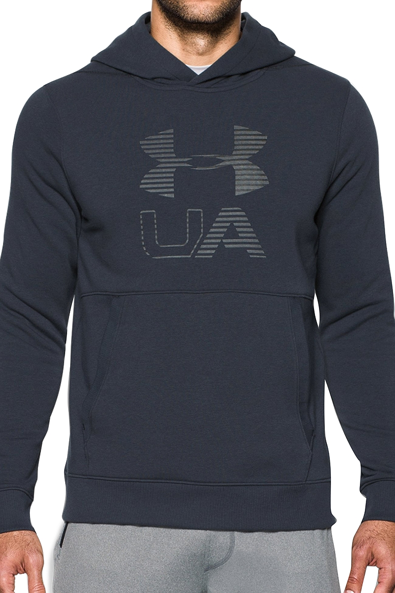 Μπλούζα Μακρυμάνικη Under Armour Threadborne Graphic Hoodie 1299143