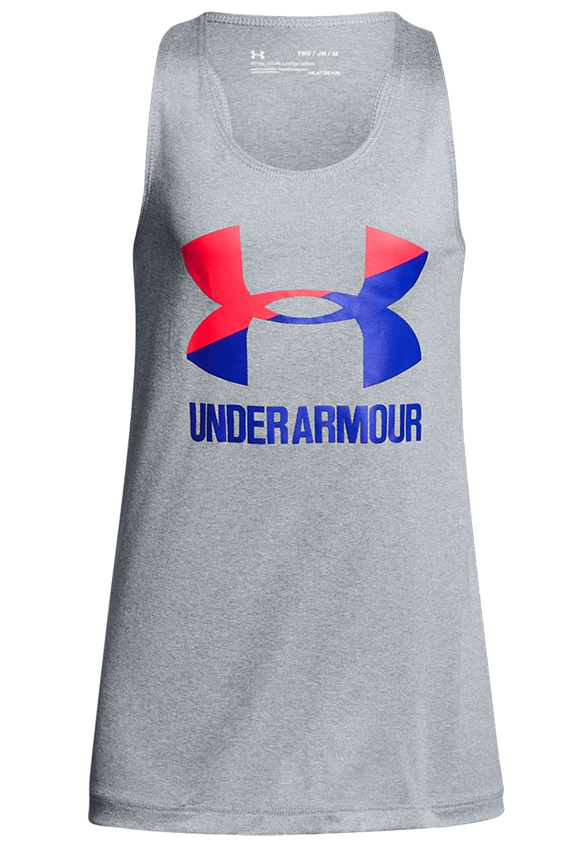 Φανελάκι Under Armour Big Logo Slash Tank 1301883