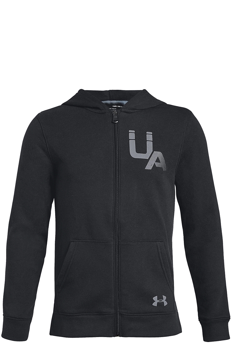 Under Armour Rival Logo Full Zip 1322200