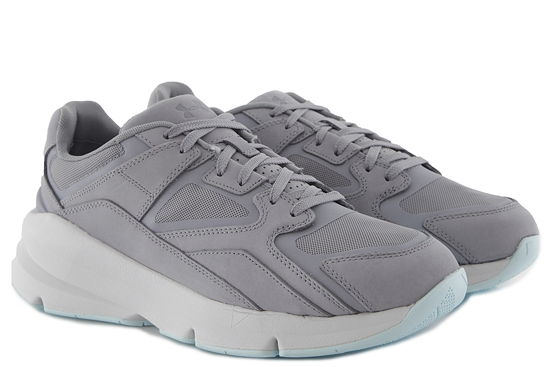 Sneaker Under Armour Forge 96 Nubuck Reflect 2 3021976-100