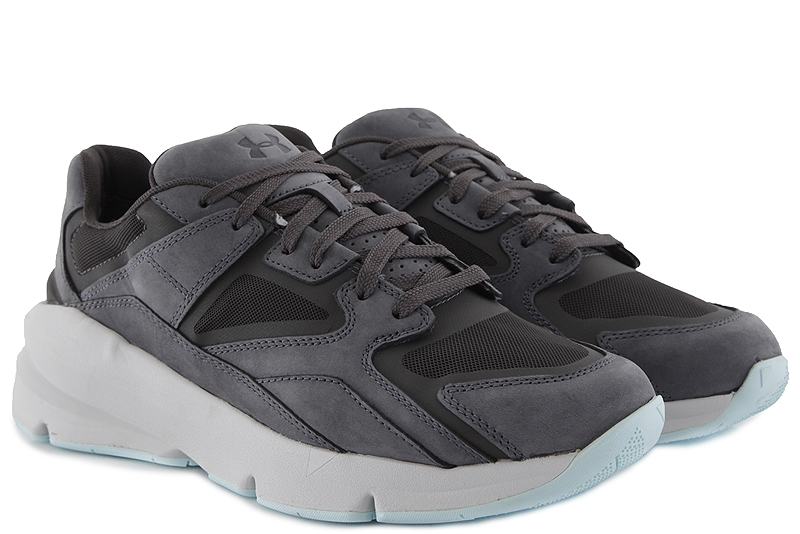 Sneaker Under Armour Forge 96 Nubuck Reflect 2 3021976-101