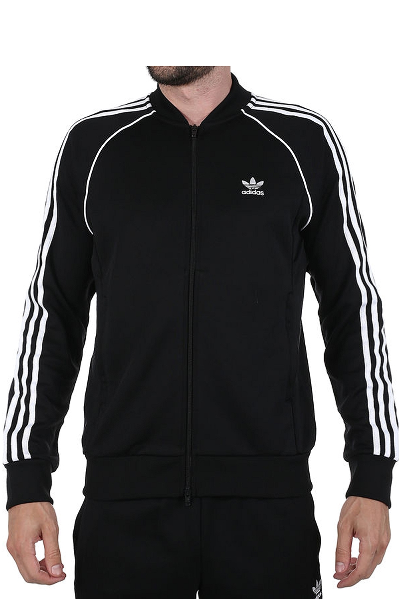 Ζακέτα adidas originals SST Track CW1256-BLACK