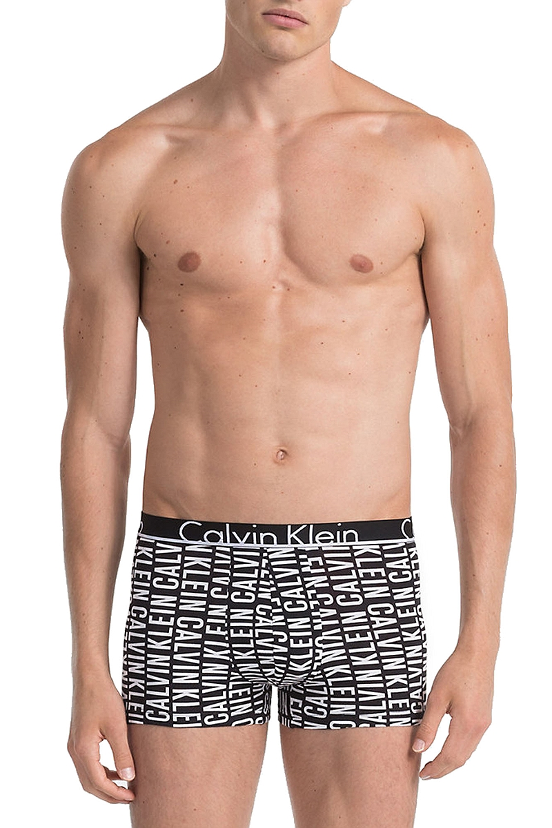 Μποξεράκι Calvin Klein Trunk Cotton 000NU8638A-VG7