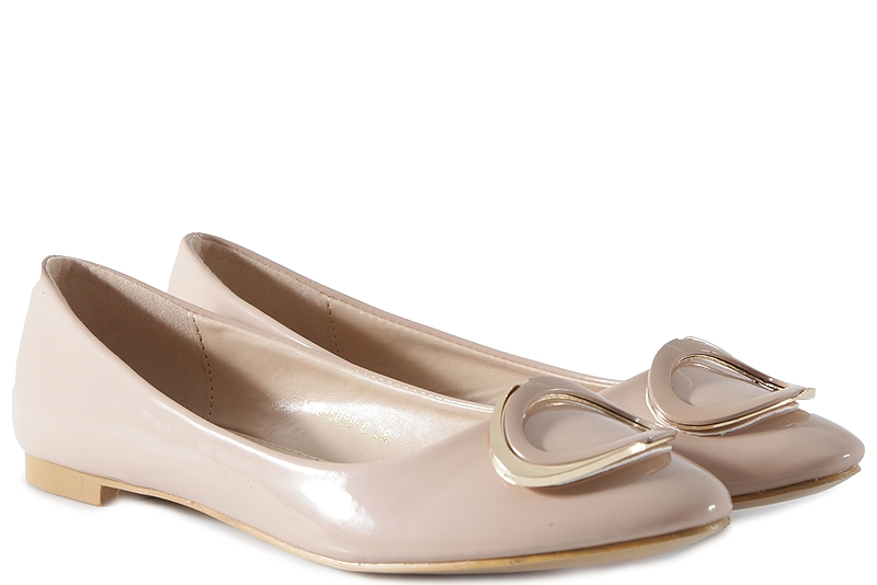Μπαλαρίνα FS By Feng Shoe Pump Flat M18-5089-6