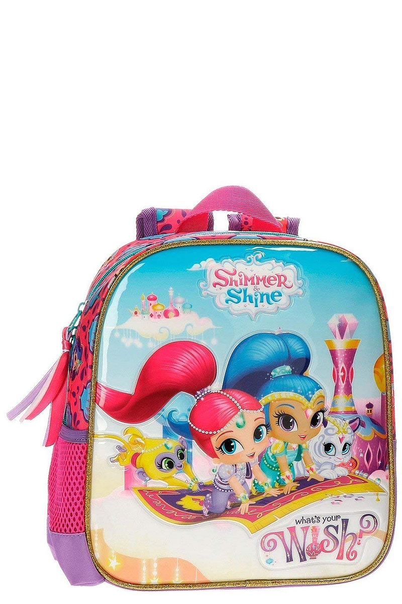 Σχολική Τσάντα Nickelodeon Shimmer & Shine Wish 20320B1-UNIQUE